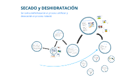 Copy of Secado y Deshidratación