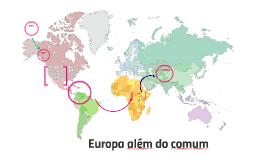Europa além do comum