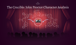the crucible essay on revenge Throughout the crucible, each character was put through a severe test, john proctor, reverend john hale and elizabeth proctor all experienced a test which.