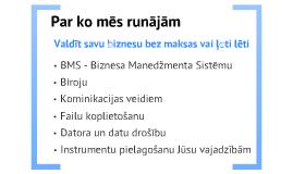 Podio Society - Latvia