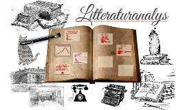 Litteraturanalys form och innehåll