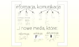 Informacja i komunikacja w rozwoju społeczeństwa informacyjnego