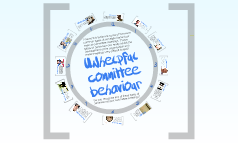 Copy of Unhelpful behaviour of committee members