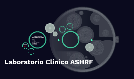 Laboratorio Clínico ASHRF