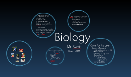 Copy of Biology Back to School Night