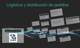 Copy of  Logística y distribución de pedidos