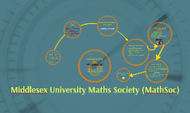 Copy of Middlesex University Maths Society