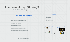 Are You Army Strong?