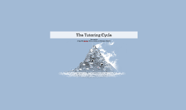 The Tutoring Cycle