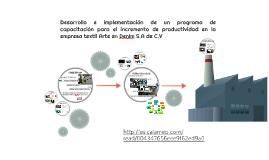 Desarrollo e implementación de un programa de capacitación p