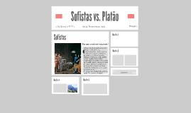 Sofistas vs. Platão