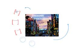 Shanghai Advertisements