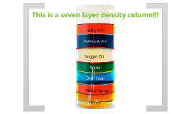 Seven Layer density Column by Alexis Collier on Prezi