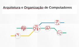 04-Arquitetura e Organização de Computadores - Organização Memória