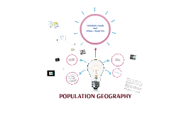 Copy of POPULATION GEOGRAPHY