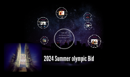 2024 Summer olympic Bid
