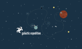 galactic expedition