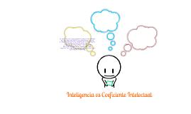 Inteligencia vs IQ