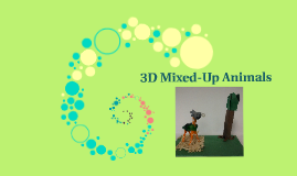 3D Mixed-Up Animals