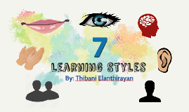 The 7 Learning Styles