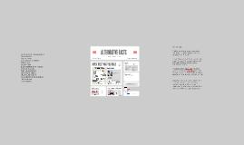Copy of Copy of ALTERNATIVE FACTS