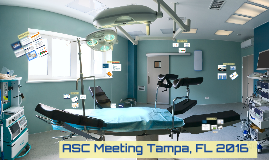 Mckesson ASC Meeting Tampa FL 2016