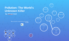 Pollution: The World's Unknown Killer