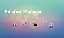 Copy of Finance Manager