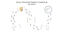 Extraer información explícita e implícita