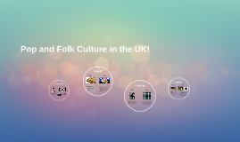 Pop and Folk Culture in the UK!