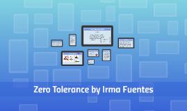 Copy of Zero Toleranze