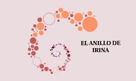 EL ANILLO DE IRINA