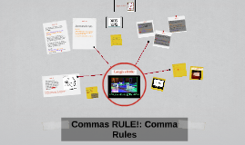 Copy of Commas RULE!: Comma Rules