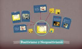 Copy of Positivismo y Neopositivismo
