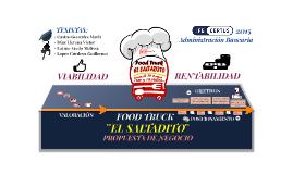 SUSTENTACIÓN DE TESIS FOOD TRUCK EL SALTADITO-KMLA BLUE