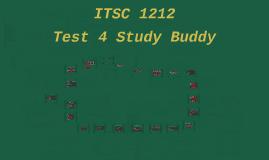 TEST 4 Study Buddy