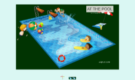 AT THE POOL - SPOT THE DIFFERENCE