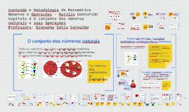 Conteúdo e Metodologia de Matemática