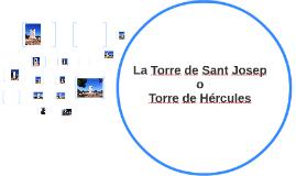 La torre de Sant Josep