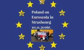 Poland on Euroscola 10.11.2016r.