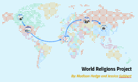 Copy of World Religions Project