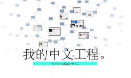 我的中文的工程。