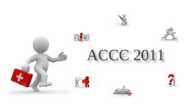 ACCC Presentation