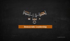 Copy of Democratic Leadership