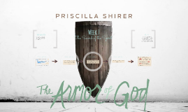 Week 7 -Armor of God