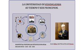 Copy of Copy of Universidad de Guadalajara