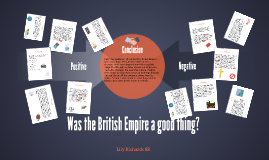 Was the British Empire a good or bad thing?