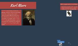 Karl Marx,nota 1 conocido también en castellano como Carlos