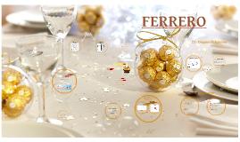 Copy of Projet Marketing : Ferrero Rocher