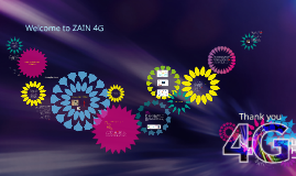 Copy of Copy of Zain Sudan Presents 4G